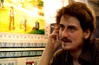 Photo of Entrevista a Xabel Vegas (Manta Ray) (diciembre 2005)