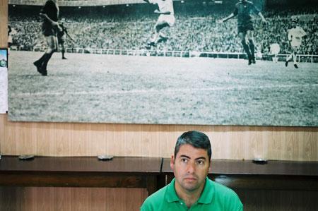 Photo of Sr. Chinarro (diciembre 2006)