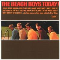 Discos Clásicos: The Beach Boys – Today / Summer days (and summer nights!!)