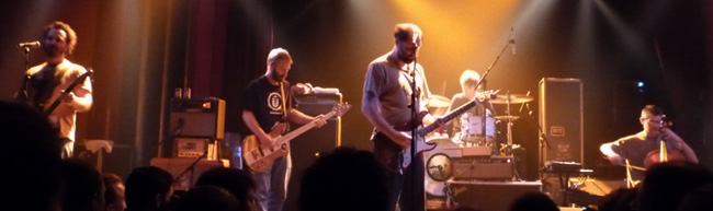 Photo of Built To Spill (Barcelona, 29-10-2008)