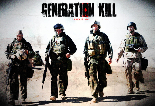 Photo of Generation Kill