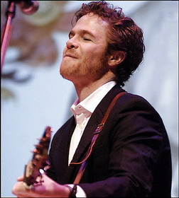 Photo of Josh Ritter – Madrid (08-12-08)