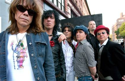 Photo of New York Dolls (Zaragoza, 6-12-2008)