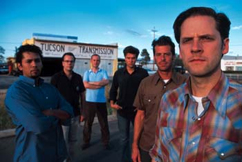 Photo of Calexico + De Pedro + Big City (Zaragoza, 18/01/09)