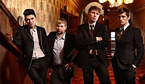 Photo of Franz Ferdinand en la lista de ventas
