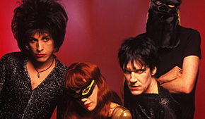 Photo of Fallece Lux Interior