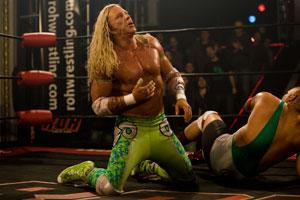 Photo of The Wrestler (El Luchador)