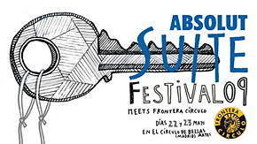 Photo of Absolut Suite Festival 2009