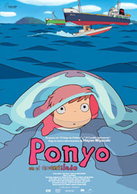 Photo of Ponyo en el acantilado