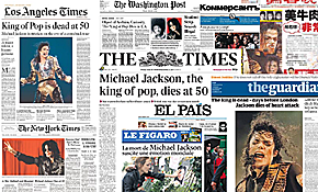 michaeljacksonnewspapers