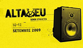 Photo of Festival Altaveu 2009