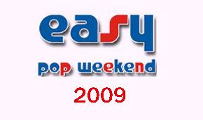 Photo of Easy Pop Weekend 2009: primeros nombres