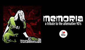 Photo of Memoria:A tribute to the alternative 90s