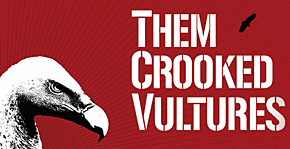 Photo of Debutan Them Crooked Vultures