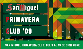 Photo of Horarios Primavera Club 2009
