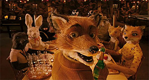 Photo of Fantastic Mr. Fox:primeras impresiones
