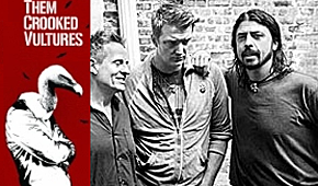 Photo of Them Crooked Vultures: primeras impresiones