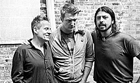 Photo of Nueva canción de Them Crooked Vultures