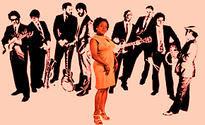 Photo of El Christmas Soul de Sharon Jones & the Dap-Kings