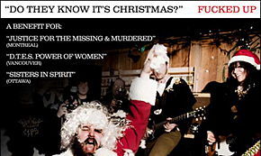 Photo of Do They Know It's Christmas?, versión indie