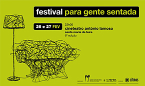 Photo of Festival para gente sentada 2010: cartel