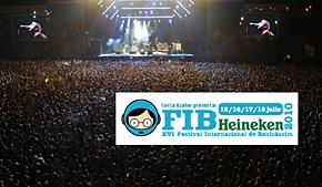 Photo of FIB 2010: primeros nombres
