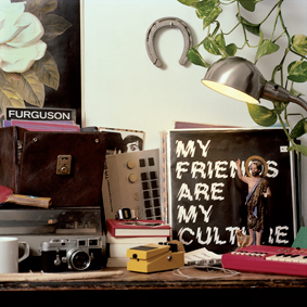 Furguson – My friends are my culture