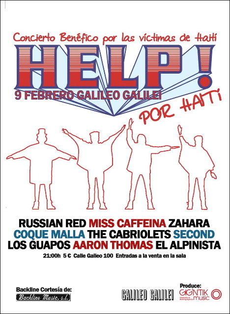 Photo of Help! por Haití