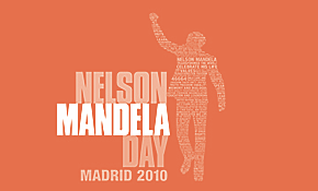 Photo of Madrid acoge la celebración del Nelson Mandela Day