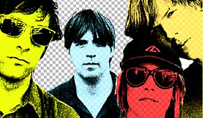 Sonic Youth: exposición en Madrid, conciertos en abril
