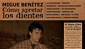 Photo of El disco póstumo de Migue Benítez