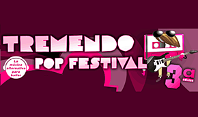 Tremendo Pop 2010: cartel por días