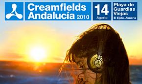 Photo of Creamfields Andalucía 2010: primeros nombres