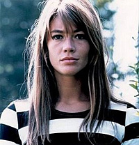 Photo of Françoise Hardy
