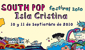 Photo of South Pop Isla Cristina 2010: fechas confirmadas y primeros nombres