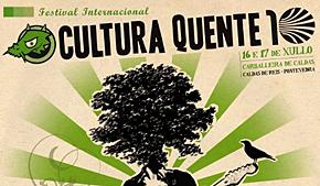 Photo of Festival Cultura Quente 2010: cartel