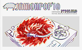 Photo of Jamón Pop 2010: cartel