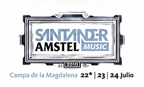Photo of Santander Amstel Music 2010: primeros nombres