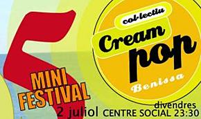 Cream Pop 2010