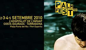 Photo of Palmfest 2010: cartel por días