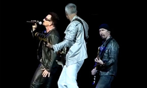 Photo of Instantáneas: U2 (San Sebastián,26/09/2010)