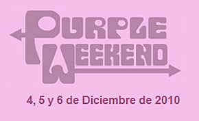 Photo of Purple Weekend 2010: primeros nombres