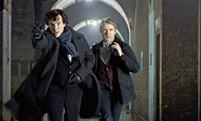 Photo of Sherlock: primeras impresiones