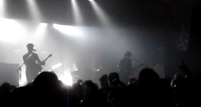 Photo of Instantáneas: Black Rebel Motorcycle Club (Barcelona, 11/11/2010)