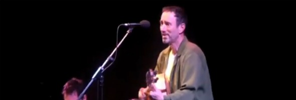 Photo of Jonathan Richman (Sala Apolo, Barcelona, 25-10-10)