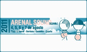Photo of The Third Twin al Arenal Sound