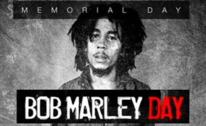 Photo of Bob Marley Day