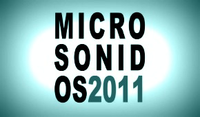 Photo of Microsonidos 2011: primeros nombres