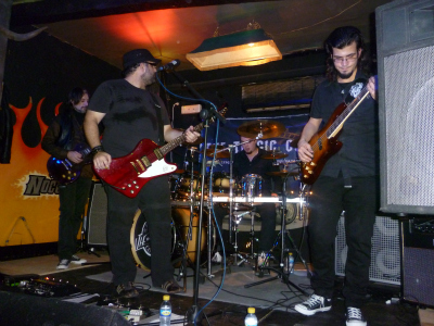 Photo of The Tragic Company (05-01-2011, Louie Louie, Estepona)