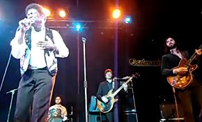 Charles Bradley & Menahan Street Band